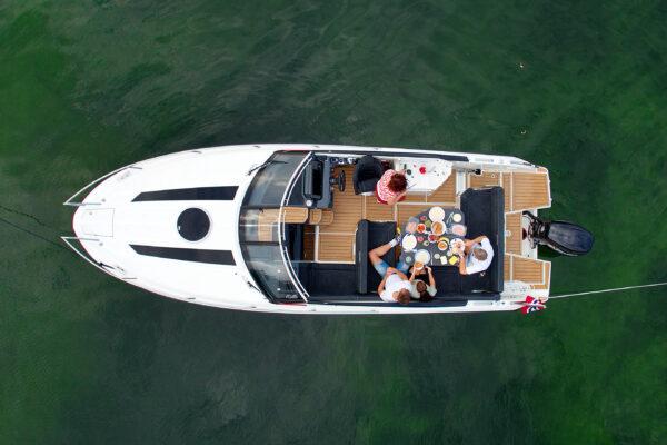 Illustrasjonsbilde Askeladden C80 Cruiser