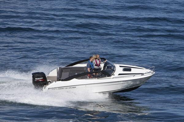 Illustrasjonsbilde Askeladden C61 Cruiser