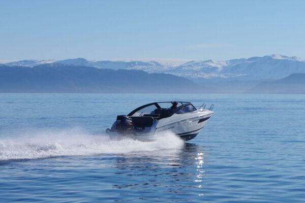 Illustrasjonsbilde Askeladden C65 Cruiser